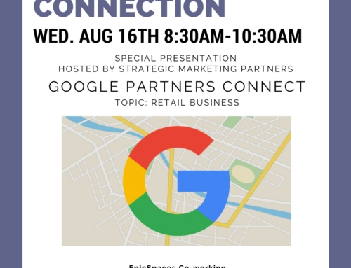Aug 16th Google Partners Connect X Morning Connection